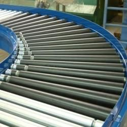 Industrial Conveyor Systems is the best supplier of bend roller conveyor systems in Ghaziabad. Find details on bend roller systems manufacturers, exporters companies India.