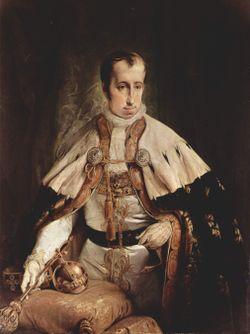 Ferdinand V. Dobrotivý, císař rakouský a král uherský a český