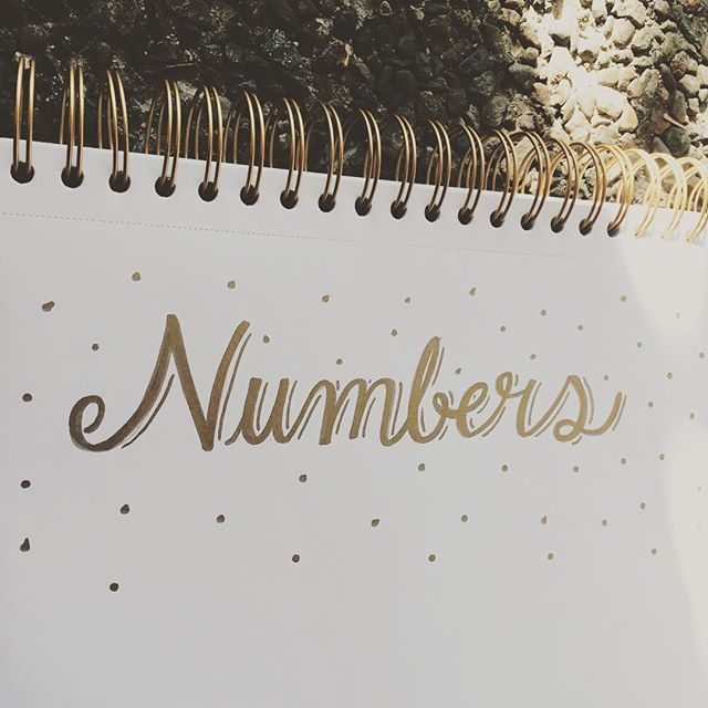 #NUMBERS Day 4 of #Letteringbiblebooks . My friend, Anetria @lovetistrue and I are lettering a book of the bible each day of this month! YOU are invited to join!! This is for day 4! You can find the prompt on a previous post! . Share your post of the bible book and make sure to use the hashtag above and tag @lovetistrue and @fulfillhispurpose on your post! You can use your pencils, pens, markers, watercolor brushes, etc!✏️✒️ Your creativity is what matters!