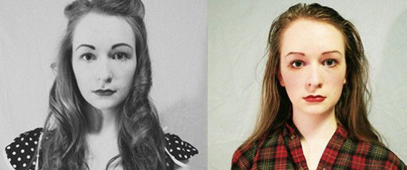 What Would You Have Looked Like #100 #Years Ago? #fashion #beauty #girls #style