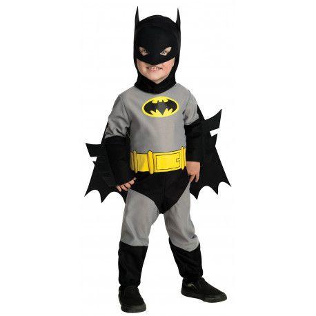 Disfraz de Batman para Bebé #Costume #Bebe #Batman #DC #Comics