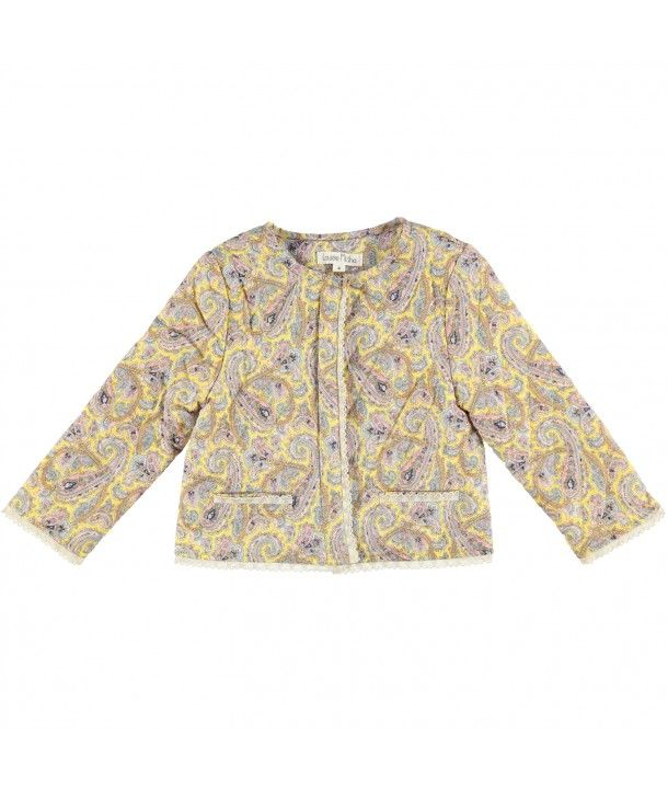 Jacket Eva cashmere