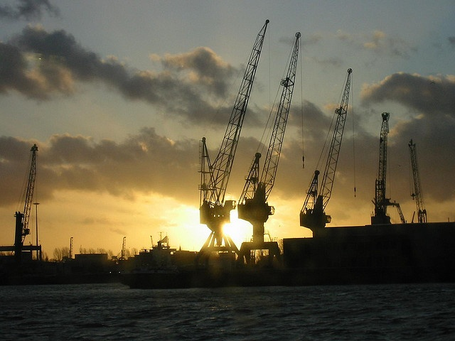 Port of Rotterdam / Rotterdamse Haven