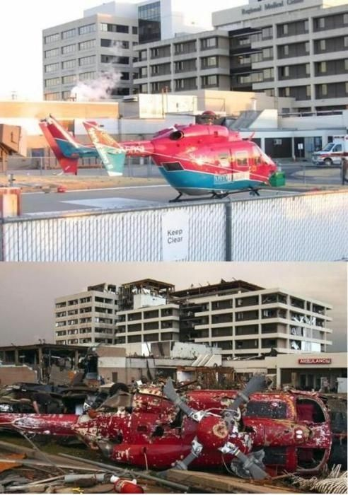 Shocking Before & After Pictures Of Joplin, Missouri