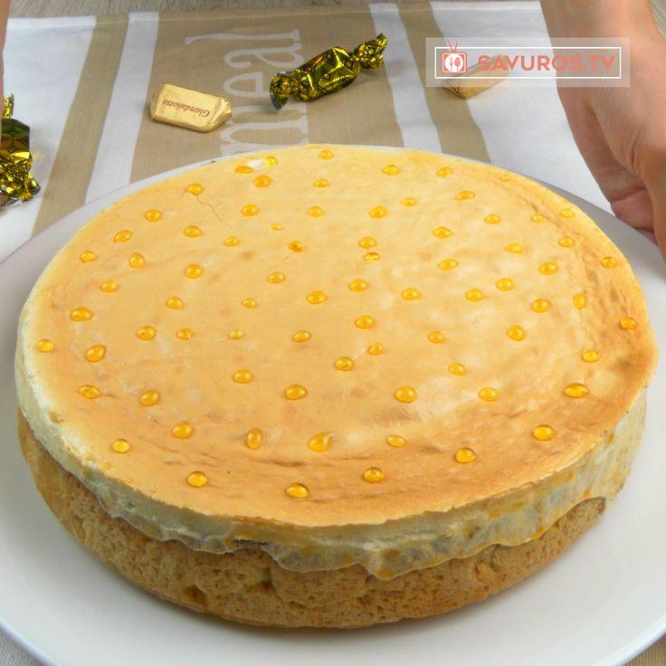 Vă prezentăm o rețetă originală de prăjitură, cu un gust unic și un aspect deosebit de apetisant. Este un desert magic, deoarece în momentul în care se răcește pe suprafața lui apar picături aurii, în
