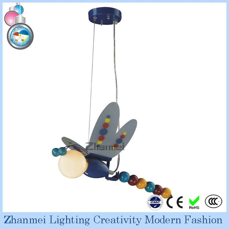Children LampHot Sale Dragonfly Modern Children LampUsage:Lighting and decorationPlastic,IronUL,CE,ROHS,CUL,SAA,VDE,etc