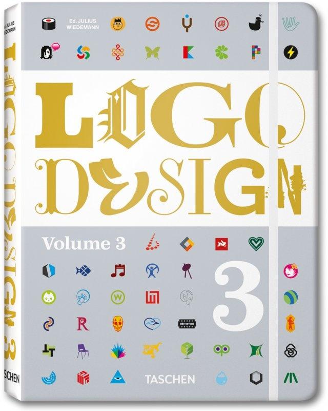 Logo Design 3. TASCHEN Books €29,99