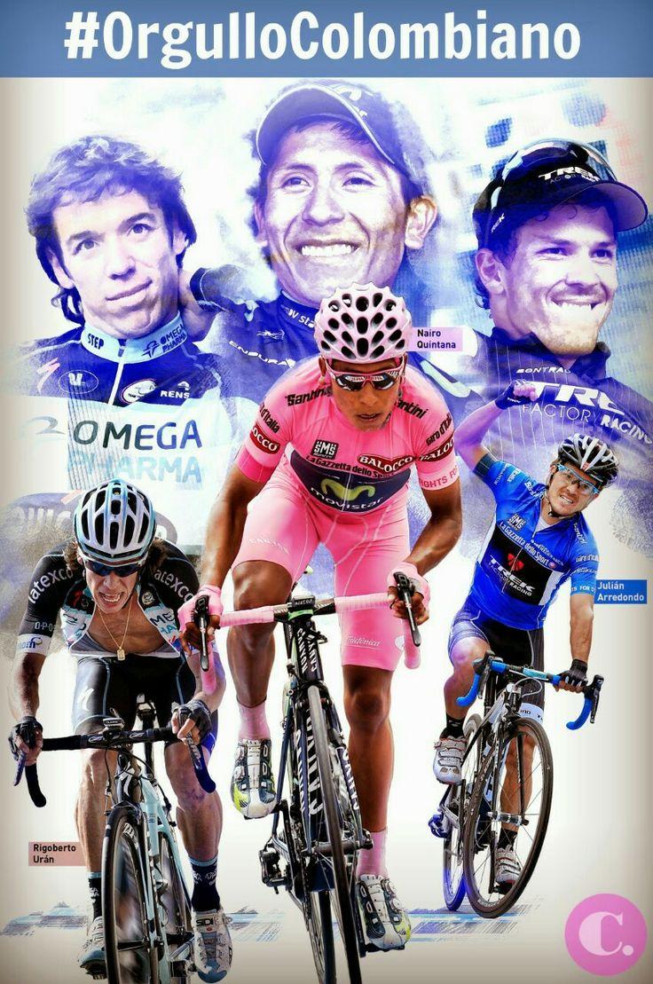 ProCycling WorldTour : Photo | (via velo2max) | #OrgulloColombiano