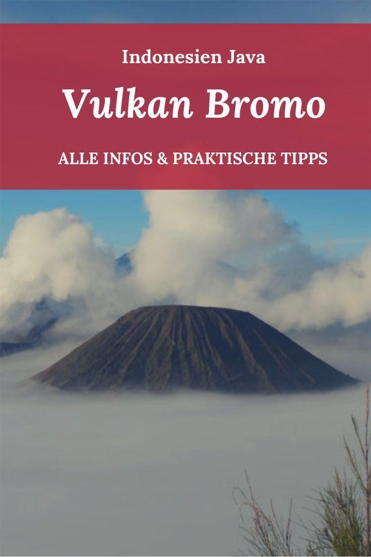 Vulkan Bromo Mit Einer Tour Oder Auf Eigene Faust Entdecken Indonesien Reisen Und Asien Reisen