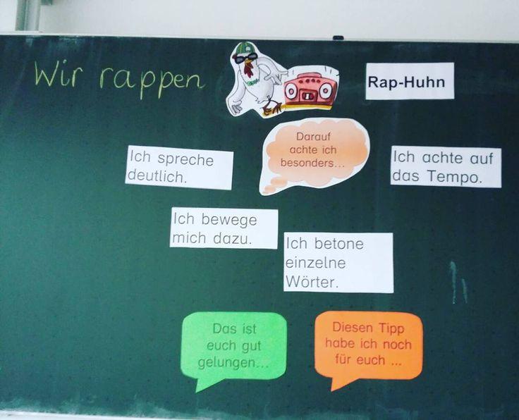 """Gefällt 81 Mal, 4 Kommentare - Grundschullehrerin in Bayern (@grundschulschatzkiste) auf Instagram: """"♪♪♪ R A P P E N ♪♪♪ In den letzten Stunden haben wir fleißig gerappt in Musik 3. Klasse: das Rap-…"""""""