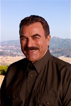 Tom Selleck. July 26, 2010.