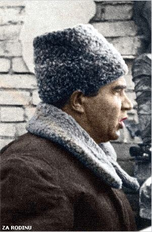 General Vasily Chuikov - stalingrad 1942
