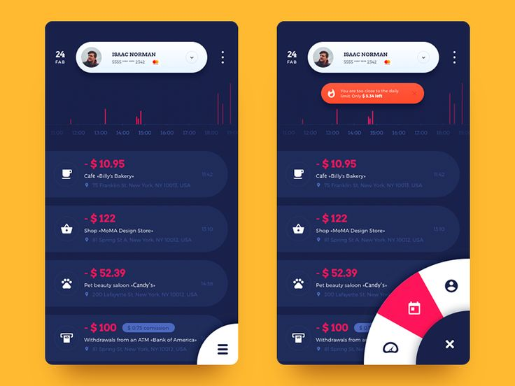 Hi dribbblers! That's cool to see more and more digital products helping people in their everyday life issues. Our today's shot continues this theme with another view on HomeBudget, an application...
