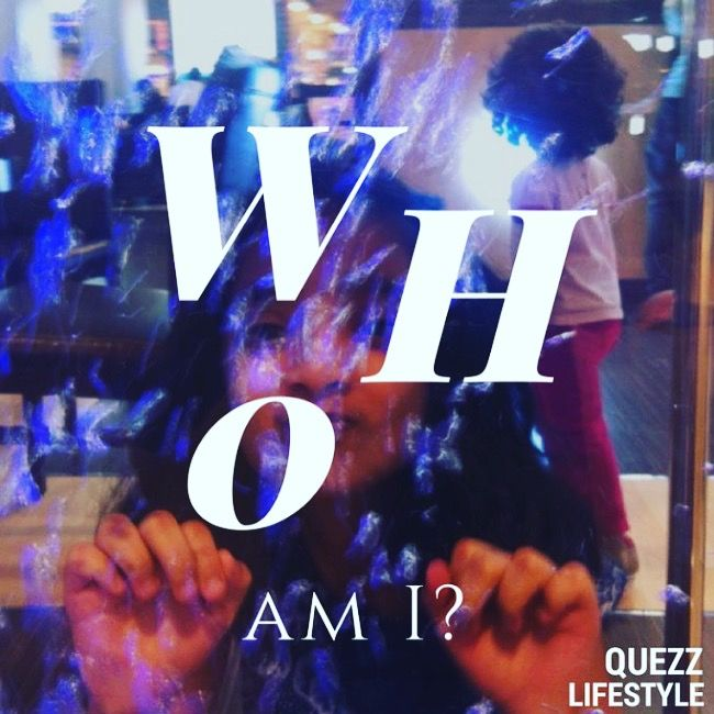 Who am I? Where do I belong?