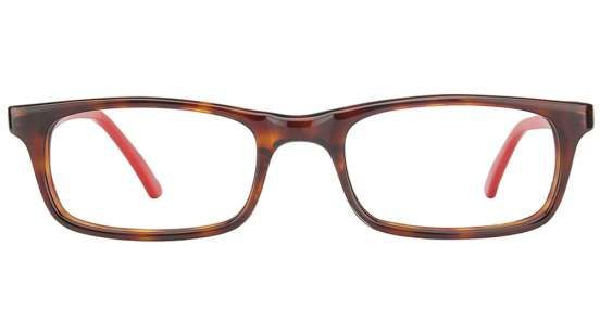 Vincent Chase Vagabond VC 6946 C3 Tortoise Red Eyeglasses