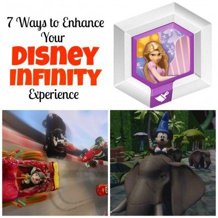 7 ways to enhance your Disney Infinity experience!