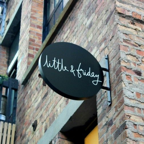 Little & Friday - Auckland Cafes | Heart of the City
