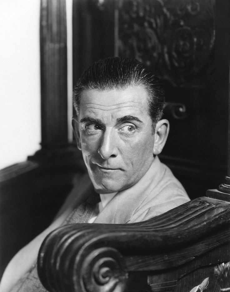 Edward Everett Horton.