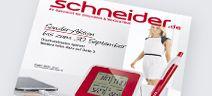 Werbegeschenke für Kunden und Geschäftspartner | Schneider