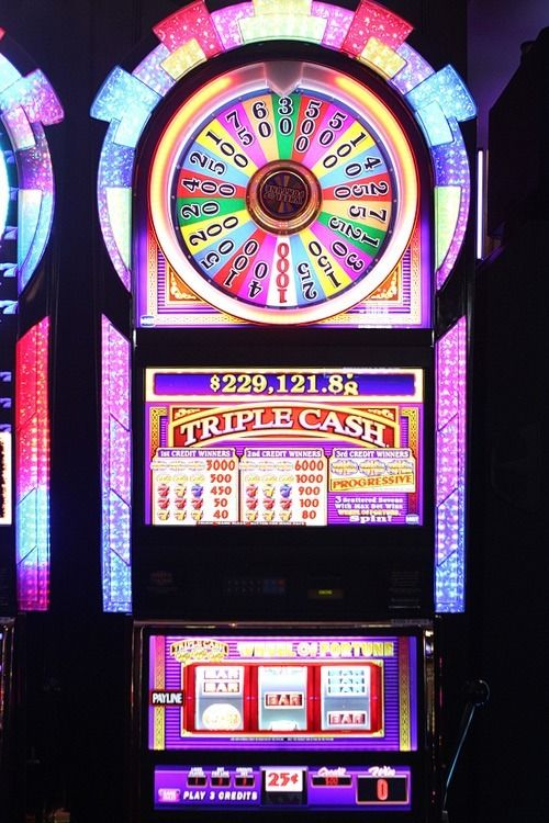 This machine at Golden Gate recently paid $242,000.