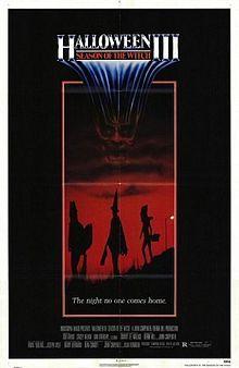 Halloween III: Season of The Witch (October 1982)