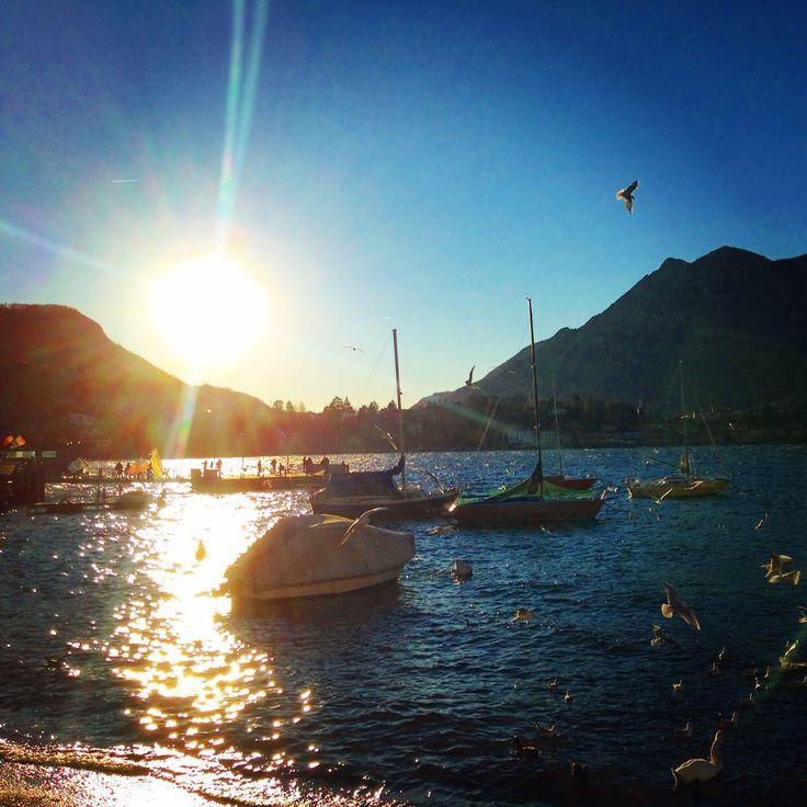 Panorama - Lake Como | #lakecomo #Lagodicomo #Italy #panorama #view #lakecomotravelguideapp