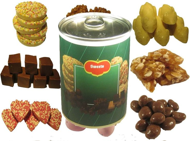 Chocolate Sweets Comedy Tins, Great For Gifts, Partys, Jokes, And More