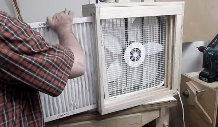 A DIY Air Filter That Anyone Can Build