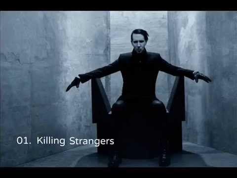 Killing Strangers by Marilyn Manson - NEW SONG 2015