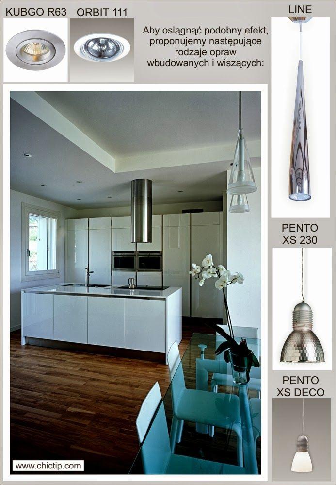 #kuchnia #lampy #lamp #oświetlenie #LEDaTEC