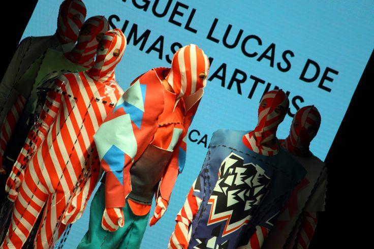 Stockholm Fashion Week Spring/Summer 2015. Designer: Miguel de Simas Martins. Photo: Sampo Axelsson