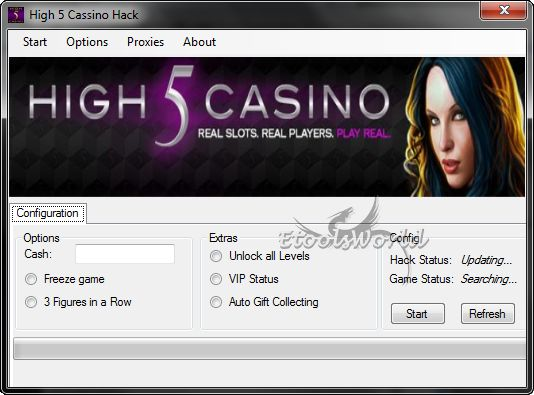 high 5 casino cheats no survey