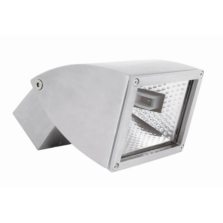 Silver flood light