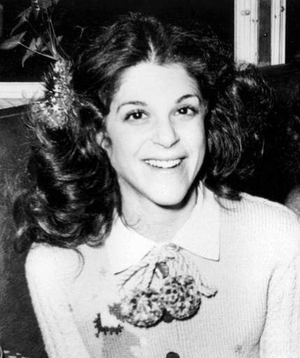 Gilda Radner, Comedian. A lot of people never got to know how kind, brave, and simply wonderful she was.
