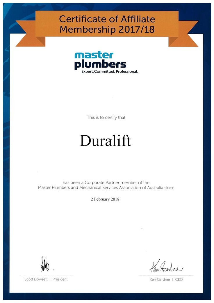 We are pleased to be working with Master Plumbers this year, working in closely with all those in the industry. Contact us for details. #plumbingaustralia