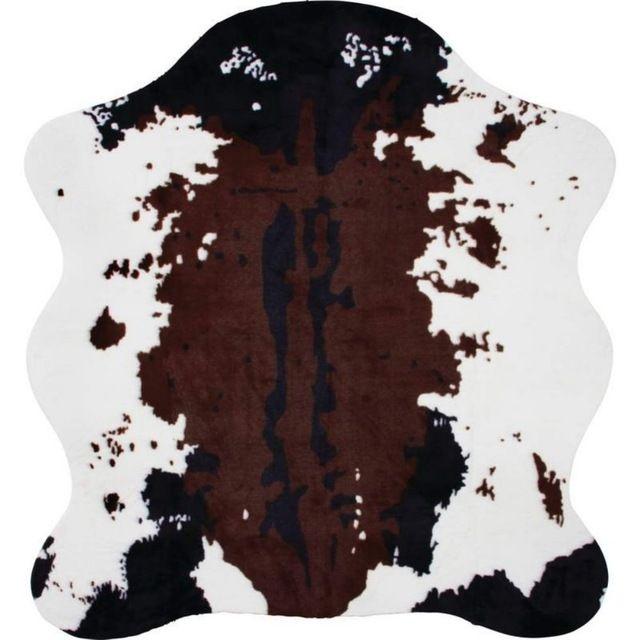Güzel halı Zebra Leopar zürafa kaplan Inek Baskı Kilim faux dana Tricolor Inek Derisi Kilim 10 stil 2 boyutu Hayvan baskılı halı