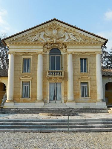 Villa Barbaro - Andrea Palladio - affreschi Paolo Veronese - Maser    #TuscanyAgriturismoGiratola