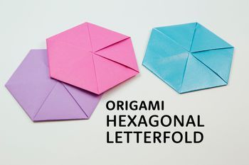Learn how to get a square of paper from rectangular paper in 2 easy steps. Learning this simple trick is a must especially when teaching kids origami!
