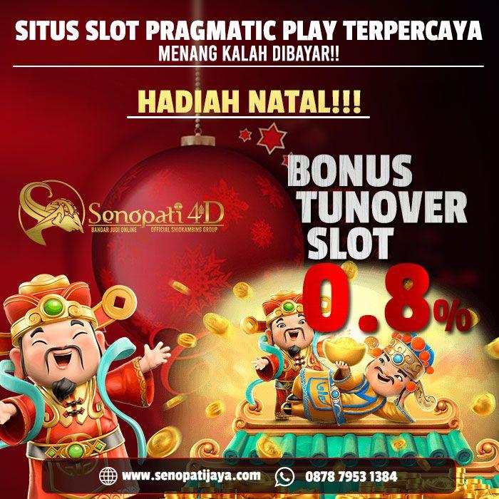 Pin Di Agen Game Slot Pragmatic Play Online Terpercaya