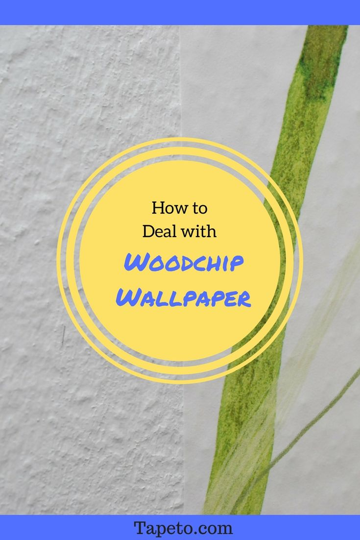 Do you have woodchip (also called ingrain) wallpaper but you're not a fan of the cheap bumpy look? Weigh your options carefully before biting off more than you can chew. Not only is woodchip wallpaper questionable in taste, but it is also frequently used to hide defects in the wall below. Loved by cheap landlords everywhere, woodchip wallpaper is low quality and maddeningly tedious to remove. Difficult but worth it, that is. Unfortunately for those living in Germany and the UK, ingrain…