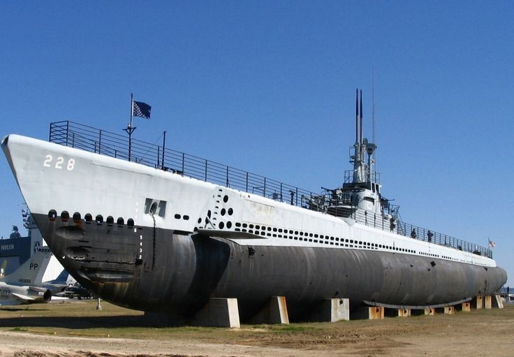 USS ALABAMA Battleship Memorial Park - Orange Beach, AL