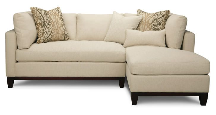 The Crawford Sectional is part of the Jane by Jane Lockhart furniture line.