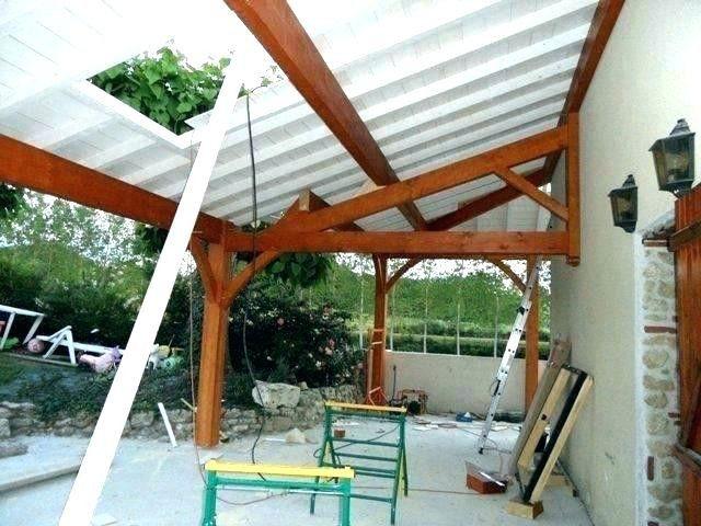 Couvrir Une Terrasse Avec Des Tuiles Couvrir Une Terrasse Couverture Terrasse Terrasse