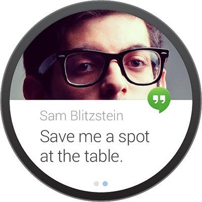 Android Wear : l'Android pour les montres connectées est là ! | FrAndroid