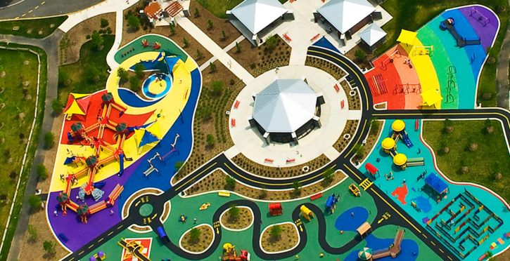 The World S Coolest Playgrounds A Cup Of Jo Cool Playgrounds Playground Playgrounds Architecture