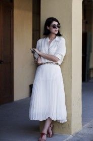 On the Street….Casa, Florence « The Sartorialist ::I love pleats::
