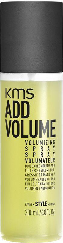 KMS California ADDVOLUME Volumizing Spray