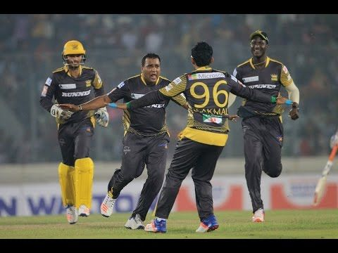 Chittagong Vikings vs Rajshahi Kings Bpl 2016 Eliminator & Chittagong Vikings vs Rajshahi Kings Titans Full HD  Chittagong Vikings vs Rajshahi Kings Eliminator - Live Cricket Score Commentary Series: Bangladesh Premier League 2016 Venue: Shere Bangla National Stadium Dhaka Date & Time: Dec 06  01:00 PM  LOCAL Commentary Scorecard Highlights Full Commentary Live Blog Points Table Match Facts News Photos CHITTAGONG 142/8 (20.0 Ovs)RAJSHAHI 143/7 (18.3 Ovs)Rajshahi Kings won by 3 wktsPLAYER OF…