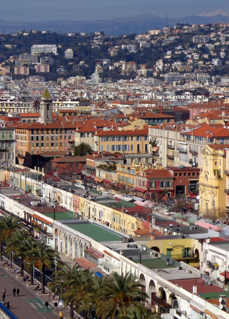"cityhopper2: ""  Nice, old town 2016, Côte d'Azur, France photography by cityhopper2 """