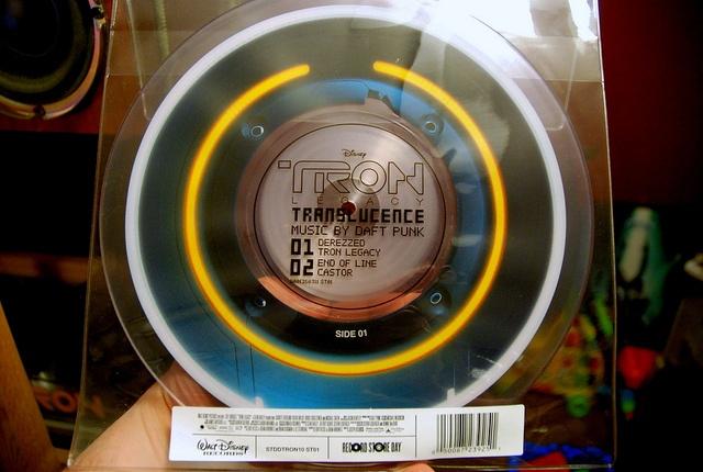 Tron Legacy Translucence By Daft Punk Daft Punk Vinyl Music Vinyl Records